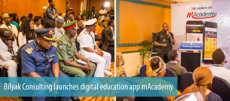 Bilyak Consulting launches digital education app mAcademy