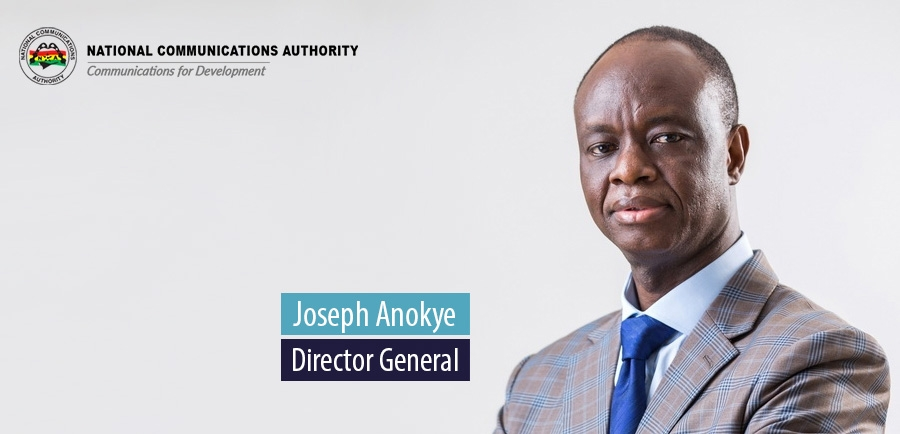 Joseph Anokye - Director General - National Communications Authority