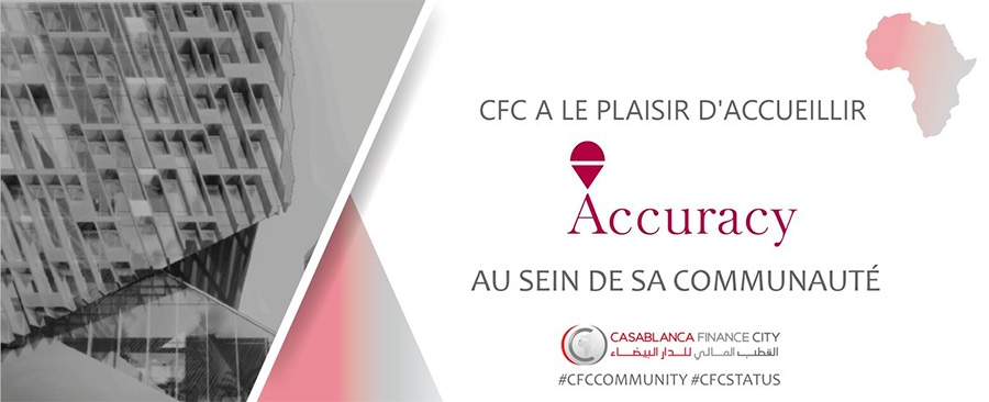 Accuracy enters North African market with office in Casablanca