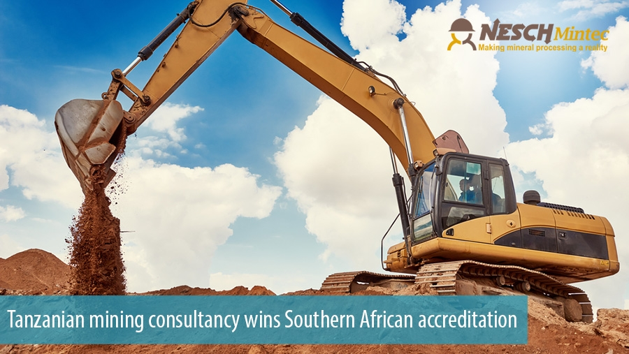 Tanzanian mining consultancy wins Southern African accreditation