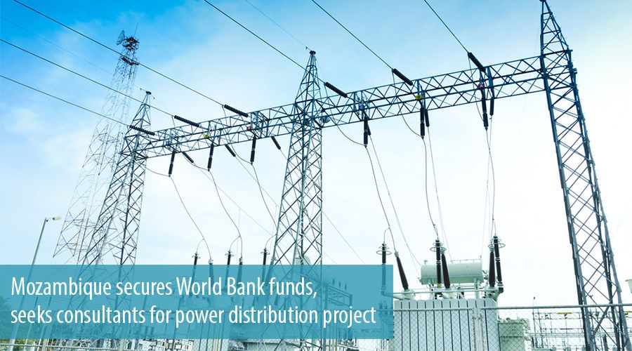 Mozambique secures World Bank funds, seeks consultants for power distribution project