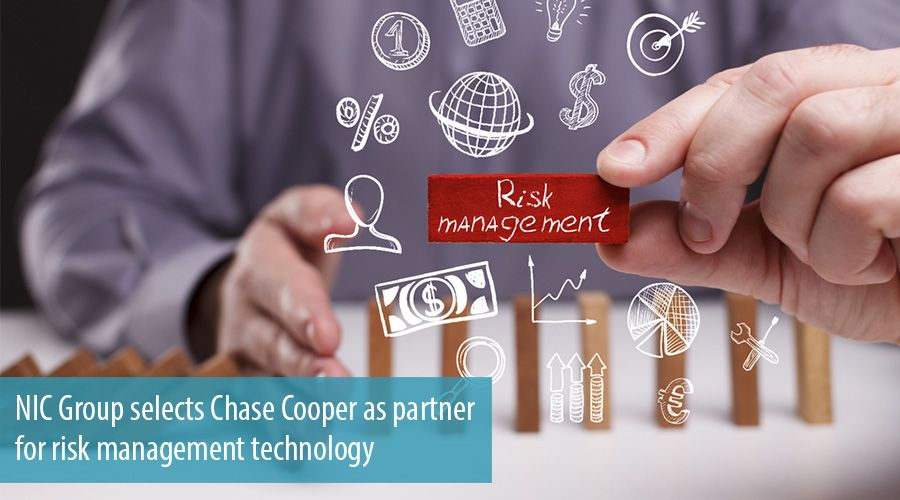 NIC Group selects Chase Cooper as partner for risk management technology