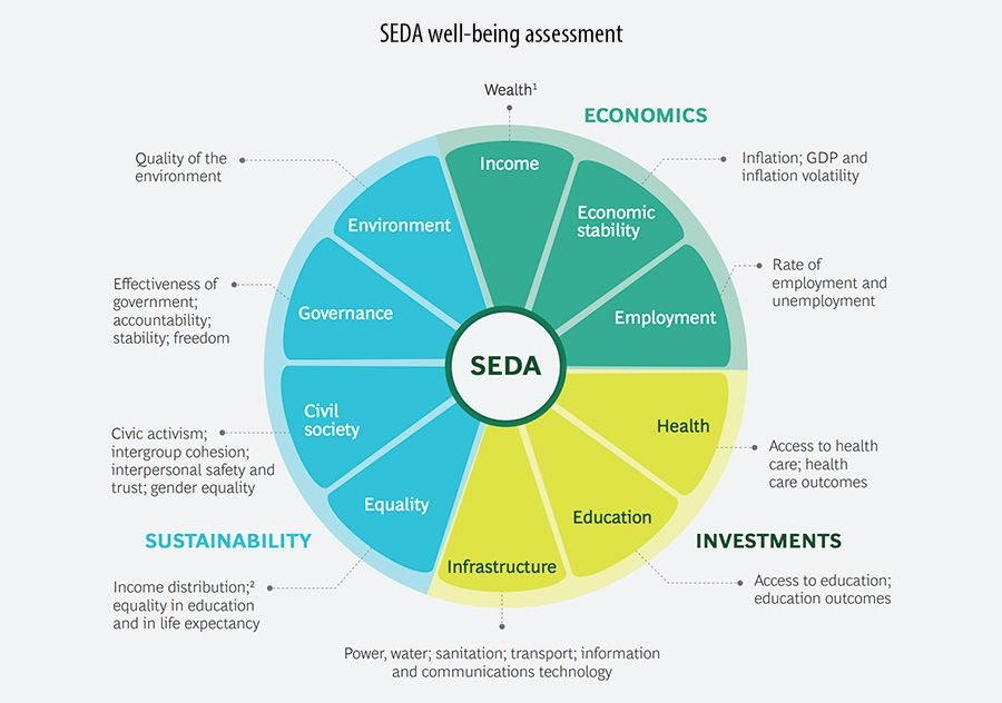 SEDA well-being assessment
