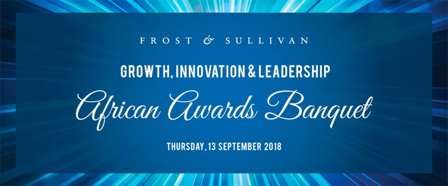 Forst & Sullivan holds tenth annual African Best Practices award ceremony