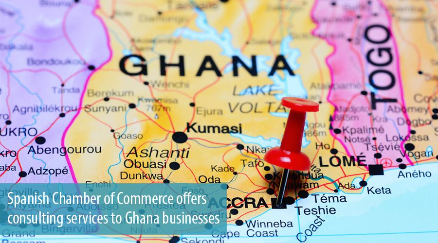 Spanish Chamber of Commerce offers consulting services to Ghana businesses