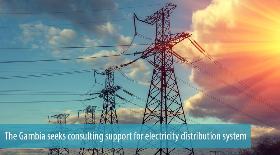 The Gambia seeks consulting support for electricity distribution system