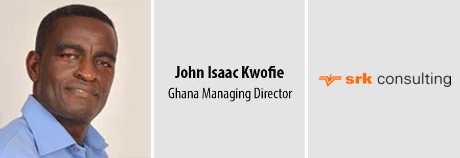 SRK Consulting Ghana Managing Director elaborates on future plans