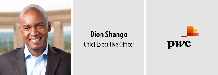 Dion Shango appointed the new Chief Executive Officer at PwC Africa