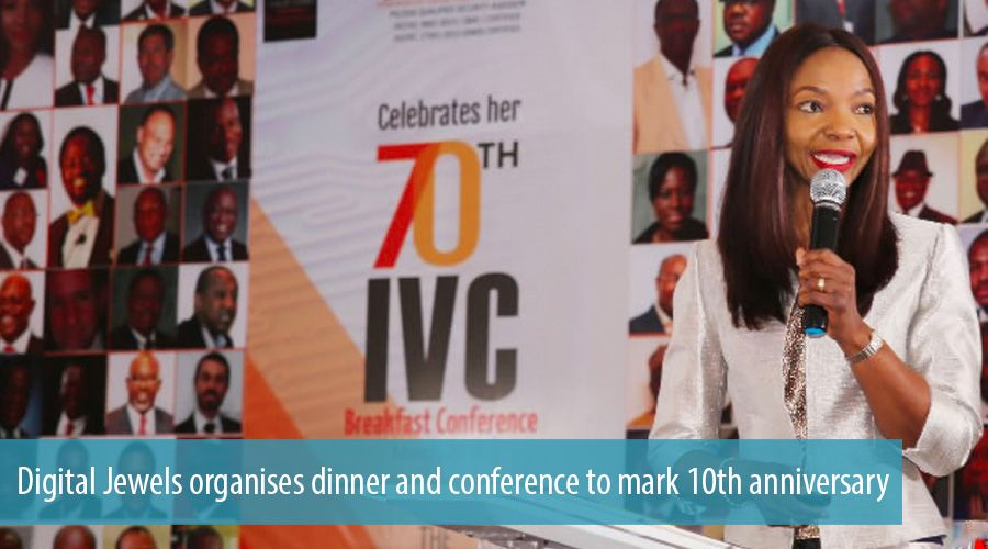 Digital Jewels organises dinner and conference to mark 10th anniversary