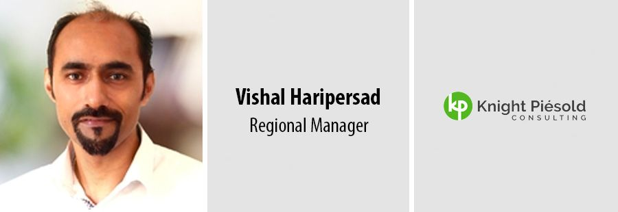 Knight Piésold Africa appoints Vishal Haripersad as new Regional Manager
