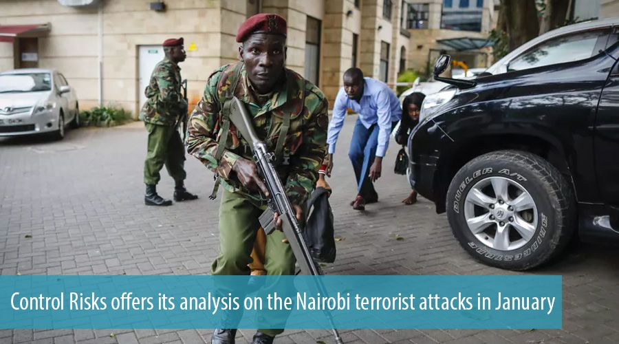 Control Risks offers its analysis on the Nairobi terrorist attacks in January