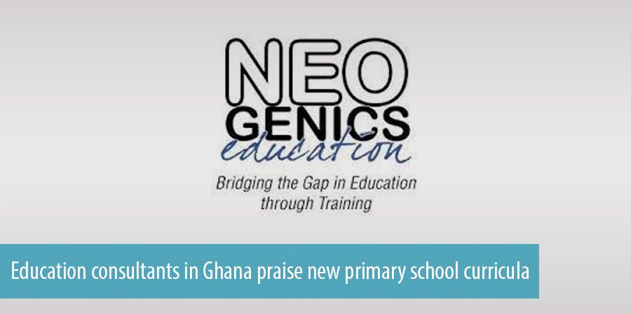 Education consultants in Ghana praise new primary school curricula