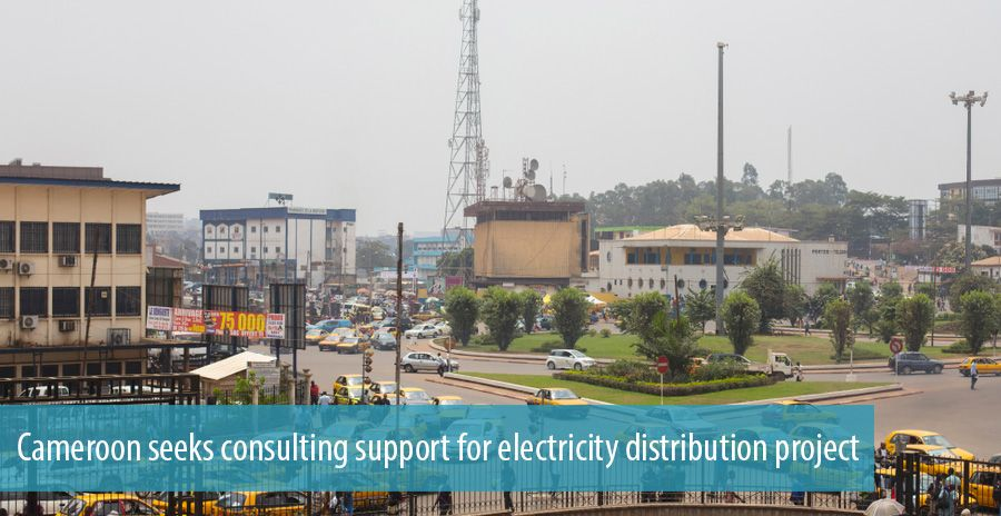 Cameroon seeks consulting support for electricity distribution project