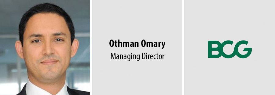 BCG appoints Othman Omary as new Managing Director to Casablanca office