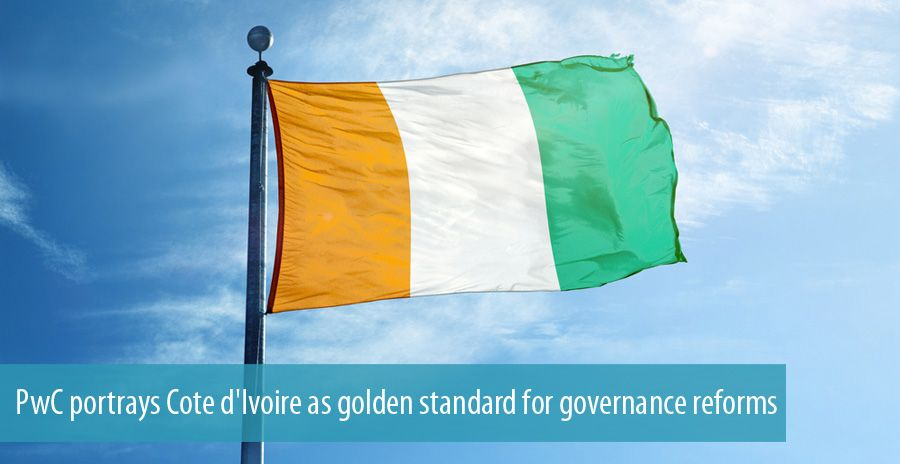 PwC portrays Cote d'Ivoire as golden standard for governance reforms