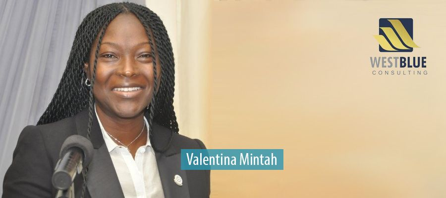 Valentina Mintah - West Blue Consulting