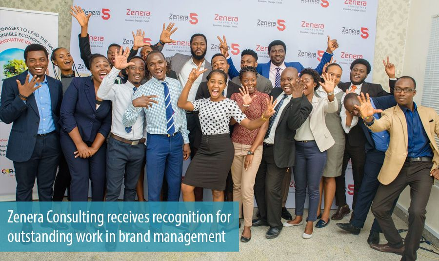 Zenera Consulting receives recognition for outstanding work in brand management