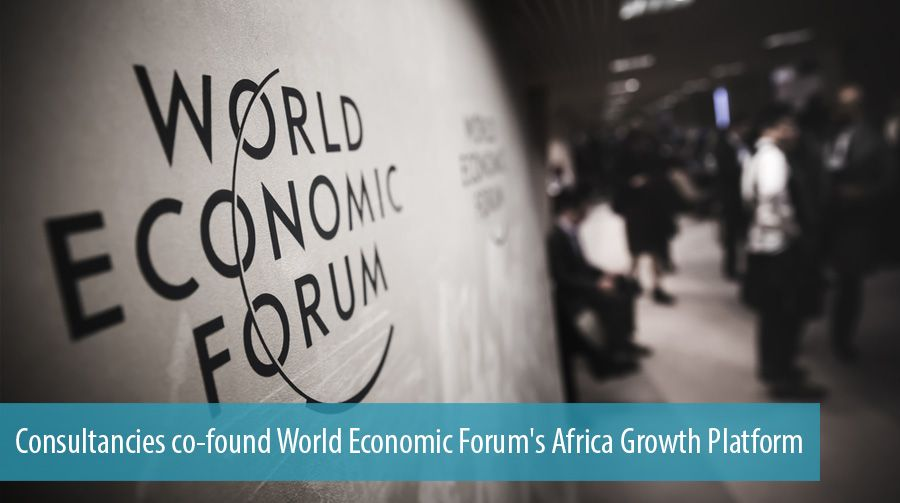 Consultancies co-found World Economic Forum's Africa Growth Platform