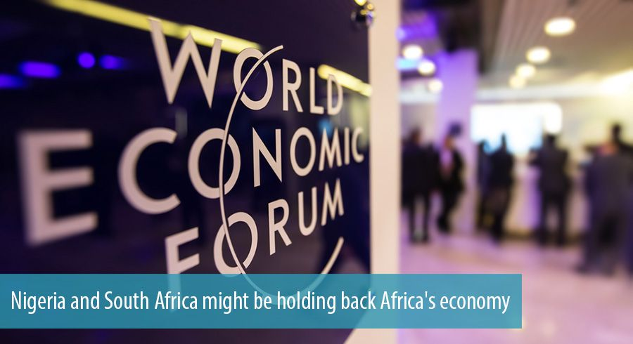 Nigeria and South Africa might be holding back Africa's economy