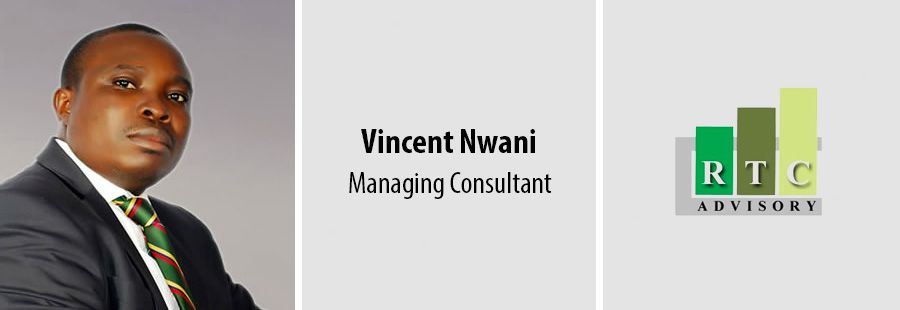 Vincent Nwani, Managing Consultant at RTC Advisory