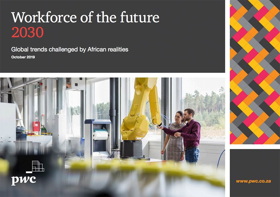 PwC Workforce of the future 2030