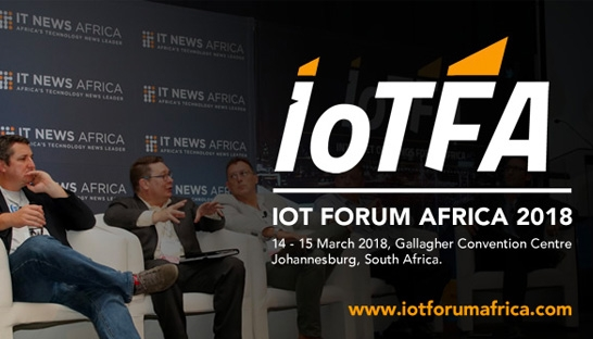 Deloitte announced as sponsor for IoT forum Africa 2018