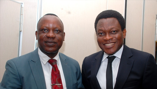 Two executives inducted as fellows of the Institute of Management Consulting, Nigeria