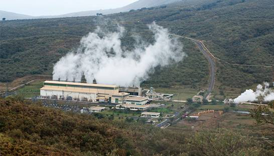 Kenya calls for consulting support for geothermal power plant
