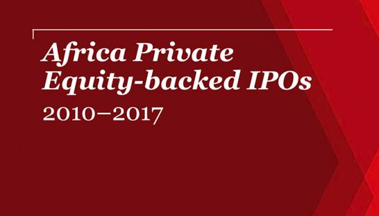 Private equity plays an inferior role in African IPO activity