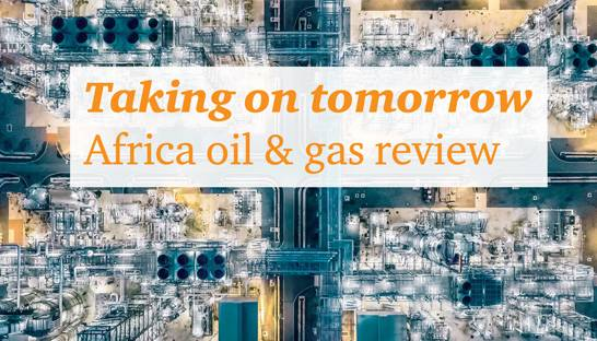 Africa's oil & gas sector is recovering from the global dip in prices