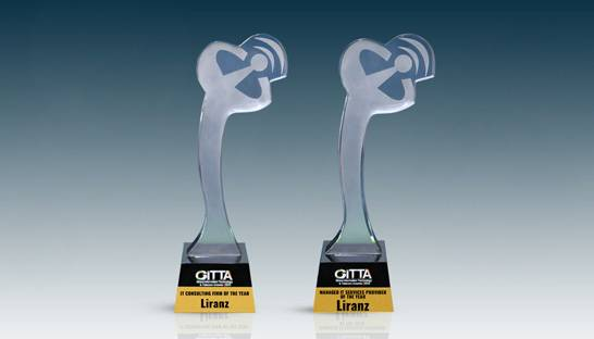 Liranz wins third consecutive IT Consulting Firm of the Year award