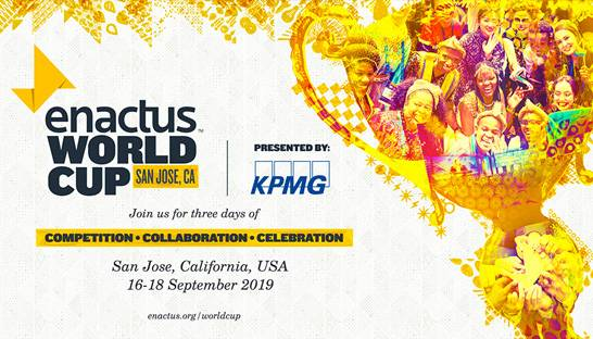 Egyptian team wins KPMG sponsored Enactus World Cup
