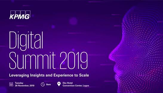KPMG holds annual Digital Summit in Lagos